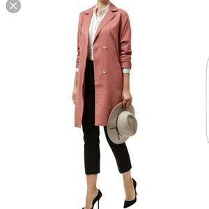NWT Reiss trench coat